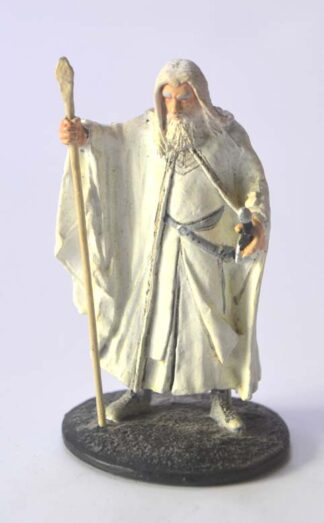Kovové figurky z Pána prstenů